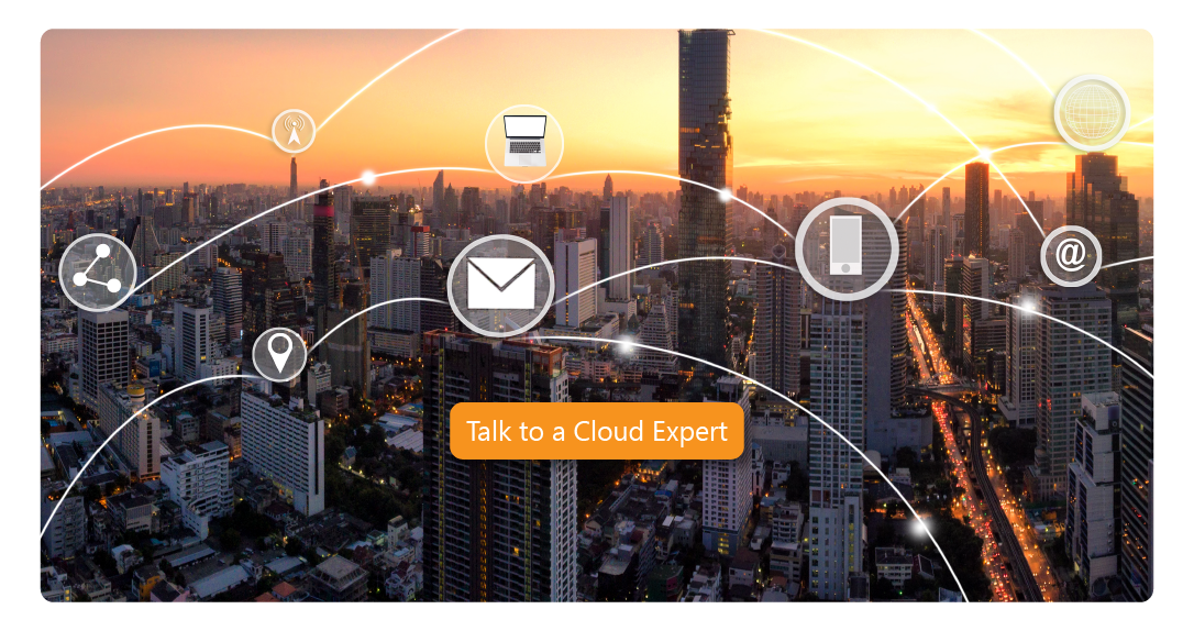 Talk to a cloud expert